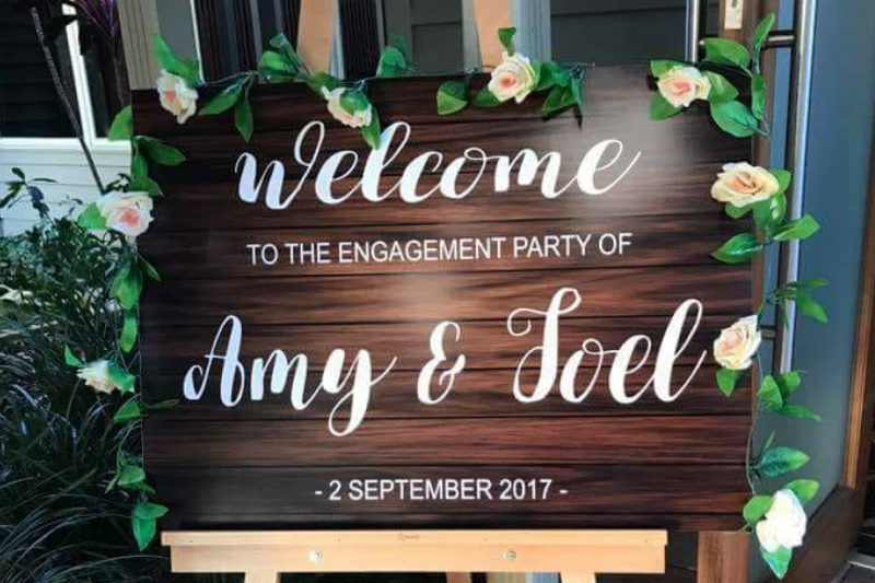 Wedding & Event Signs