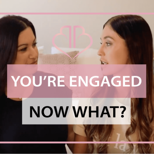 You're Engaged – Now What?