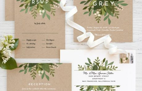 Wedding Invitations Gold Coast