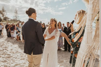 How to Choose Your Wedding Celebrant