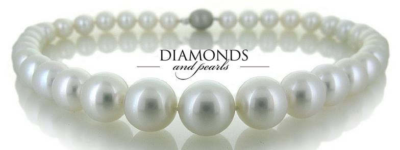 Diamonds and Pearls Jewellery